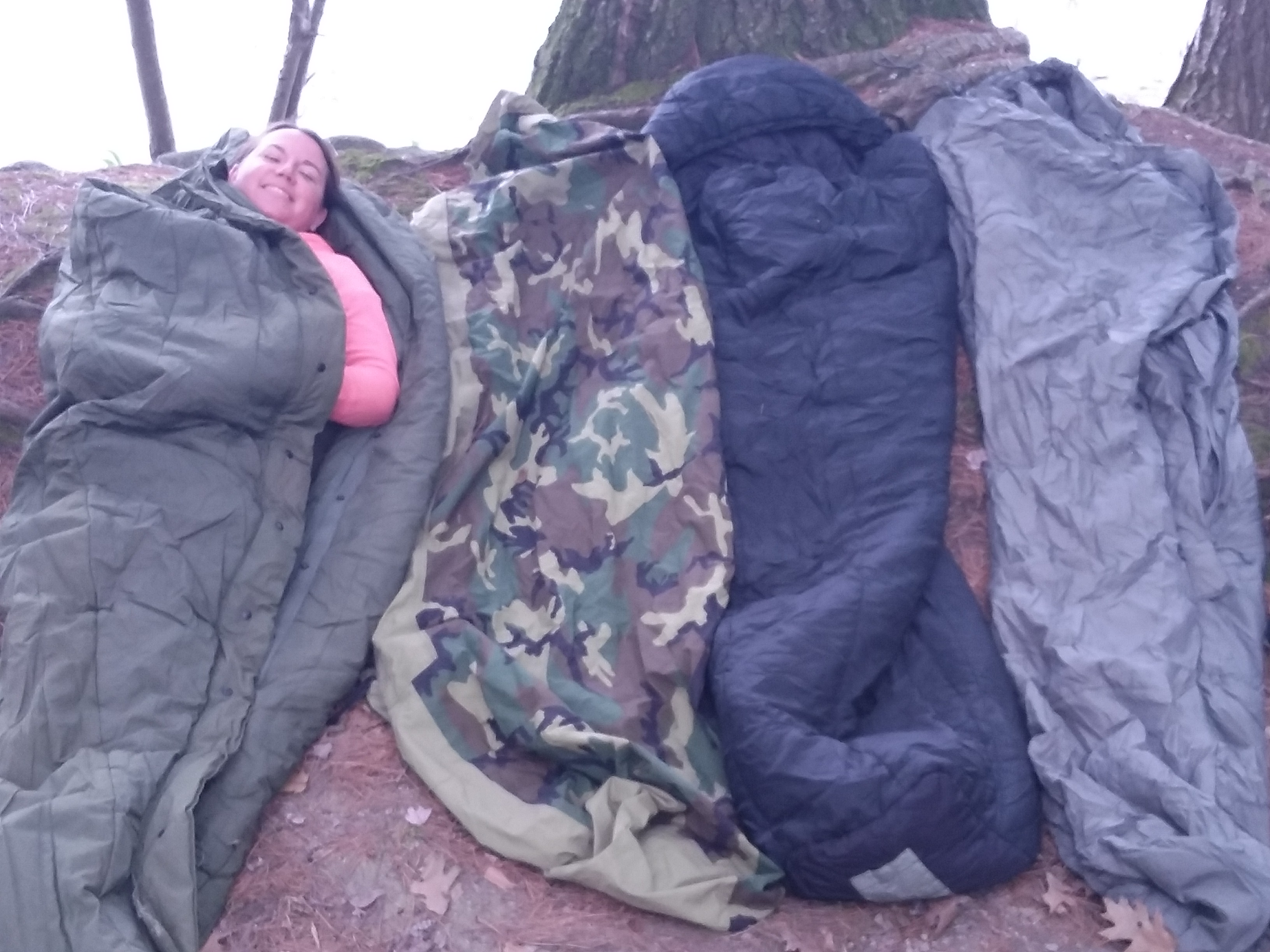 2 Types Of Military Sleeping Bags To Use On Your Bug Out