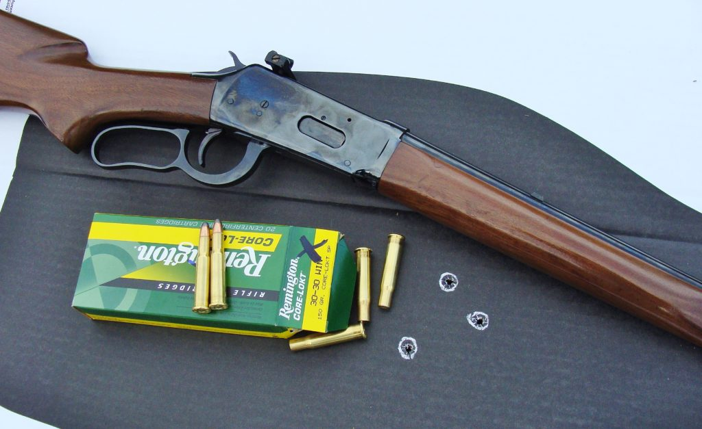 common and reliable lever action deer rifle