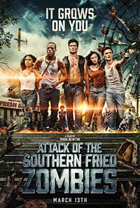 Attack of the Southern Fried Zombies (2017)