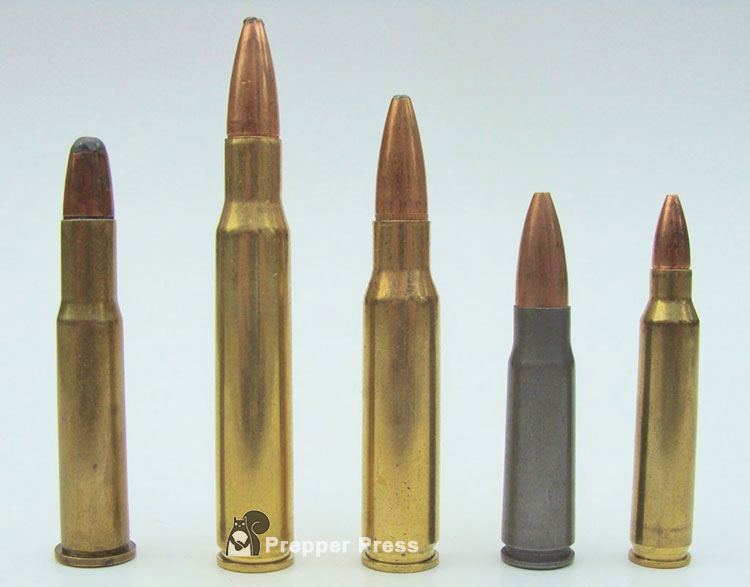 30-30 vs other 30 caliber rounds