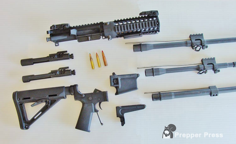 Windham Weaponry 5.56, .300, and 7.62x39