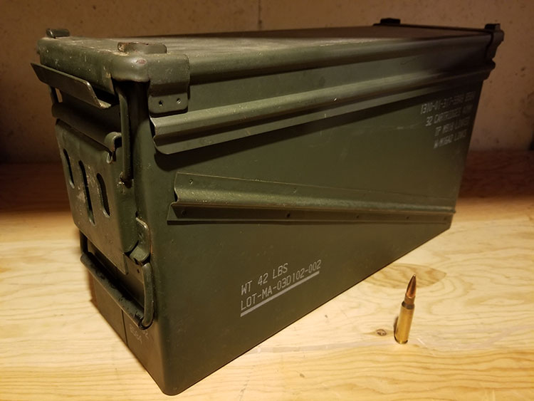 40mm ammo can