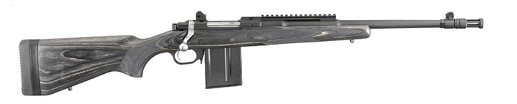 Ruger Scout .308 rifle