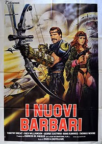 The New Barbarians (1983)