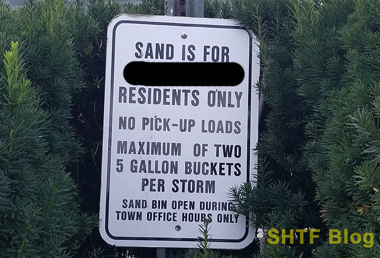 where to find free sand sign